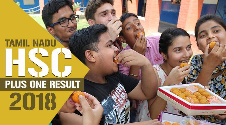tn result 2018, hsc result 2018, tn plus one result 2018, plus one result 2018