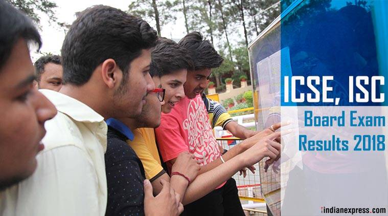 CISCE to Declare ICSE & ISC Results 2018 Today @ www