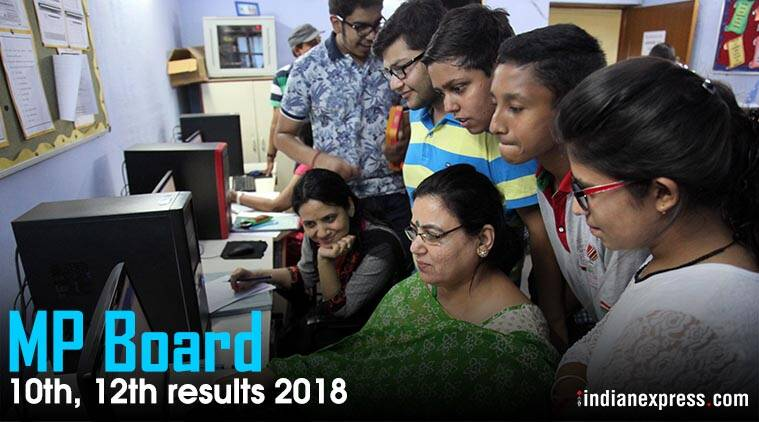 MP Board Class 10, Class 12 Result 2018 Today