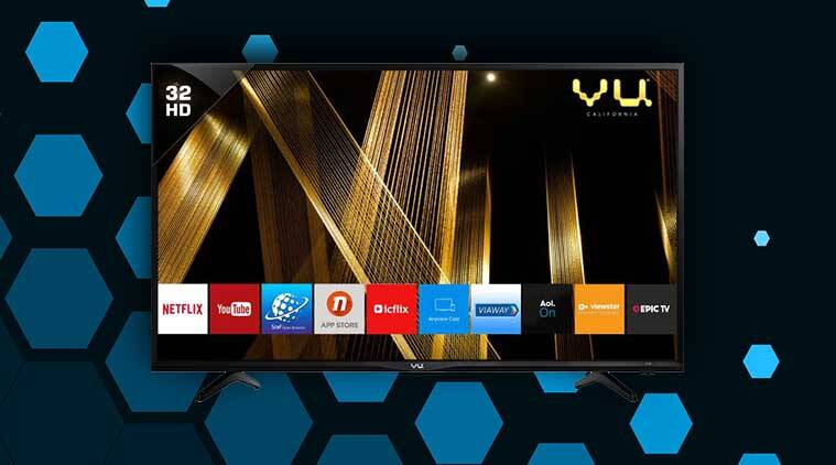 Vu Android Smart TV 32""