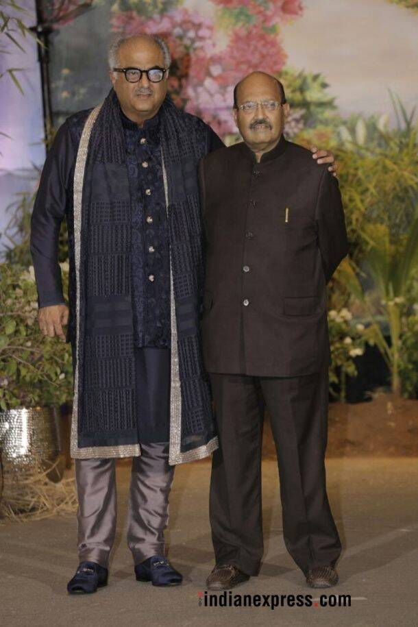 amar singh and boney kapoor