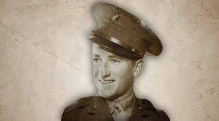 Marine who died in WWII buried inMassachusetts