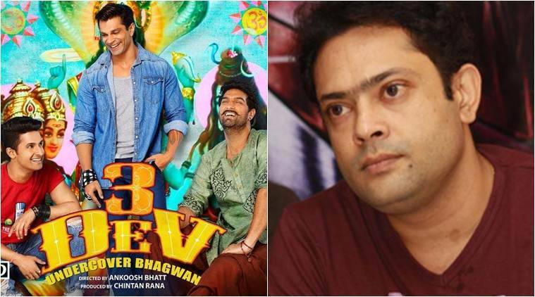 3 dev is helmed by ankoosh bhatt