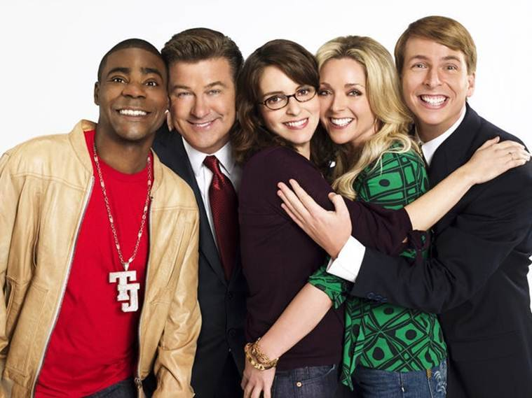 30 rock was created by tina fey
