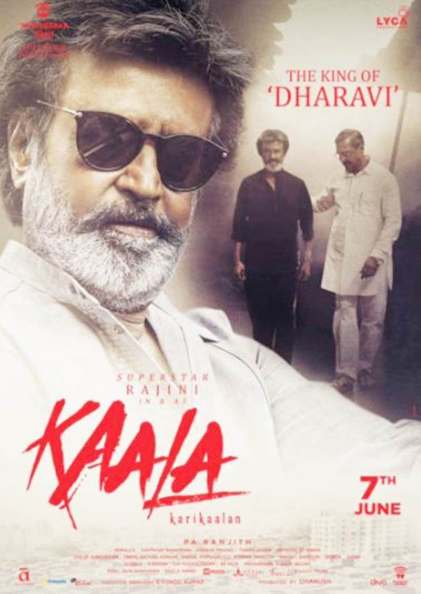 kaala produced by dhanush