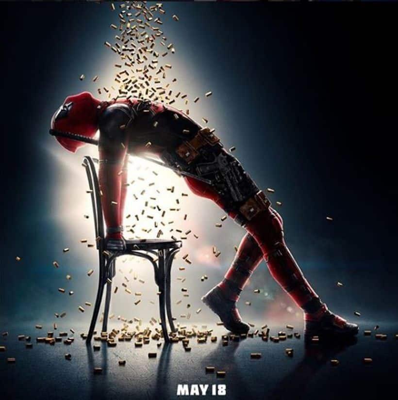 deadpool 2 image flashdance