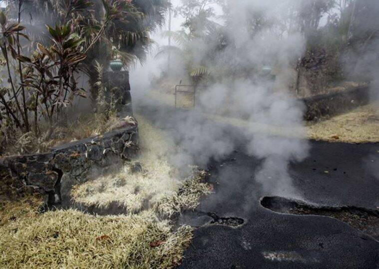 Hawaii's Kilauea volcano continues to keep residents on edge