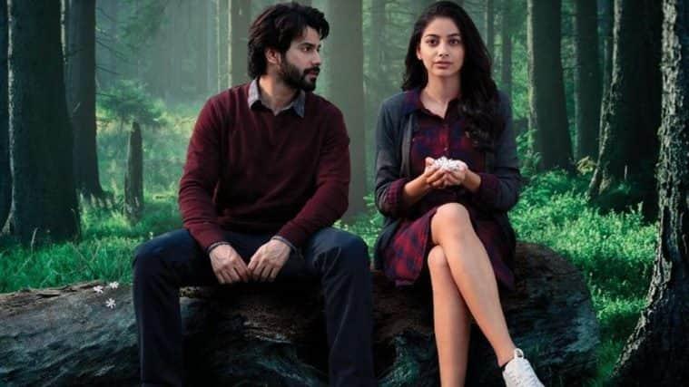 varun dhawan and banita singhu in october