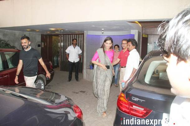 bride-to-be sonam kapoor with partner anand ahuja