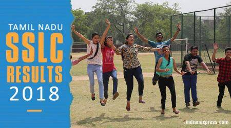 TN SSLC 10th Result 2018 LIVE Updates: Result declared at tnresults.nic.in, overall pass percentage at 94.5