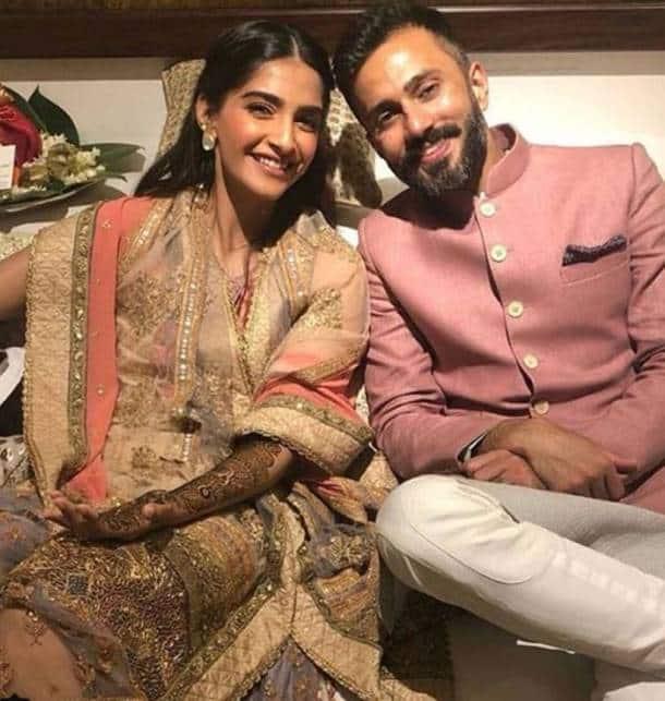 sonam kapoor pre wedding