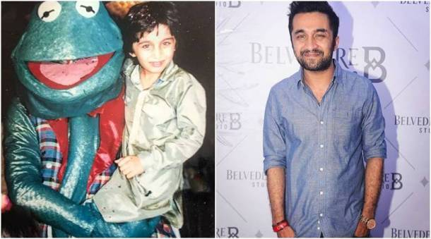 siddhanth kapoor throwback photos
