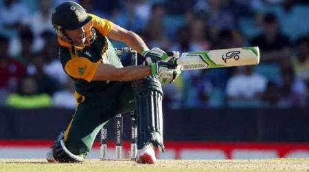 Pressure of international cricket was unbearable at times, AB de Villiers