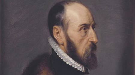 Abraham Ortelius, the man behind the modern day atlas, gets a Google Doodle
