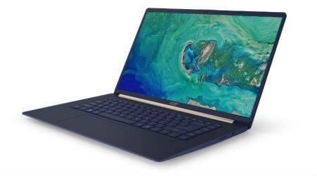 Acer Swift 5 with Windows 10 launched, weighs less than 1 kg