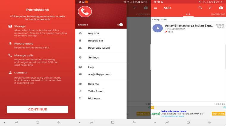 Mobile, how-to, how to record calls on an Android phone, how to record phone calls on android, Android, Google Voice, Automatic Call Recorder Pro, Call Recorder ACR