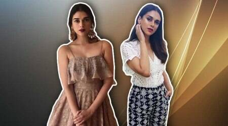 Aditi Rao Hydari's ruffles and quirky prints will make you take style tips from the diva