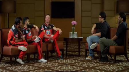 Virat Kohli, AB de Villiers, Yuzvendra Chahal get candid in chat with AIB; watchvideo