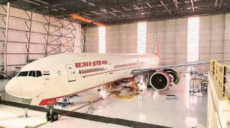 air india, indian airlines, air india software malfunction, air india flight cancellation, indian express