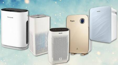 Top 5 air purifiers under Rs15,000