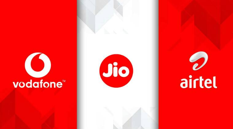 airtel, jio, vodafone, airtel vs jio, jio vs vodafone, airtel vs vodafone, daily 3gb data plan, 3gb per data plan