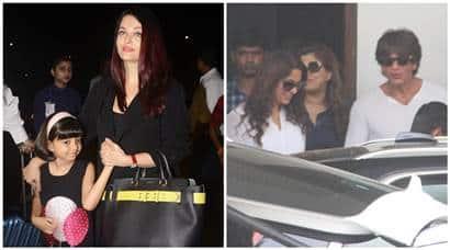 Aishwarya Rai Bachchan, Shah Rukh Khan, Juhi Chawla