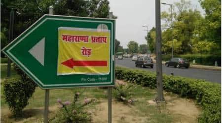 Delhi's Akbar Road 'renamed' Maharana Pratap road overnight, NDMC toprobe