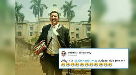 Akshay Kumar deletes 6-year old tweet on petrol price hike; Twitterati take pot shots at his 'hypocrisy'