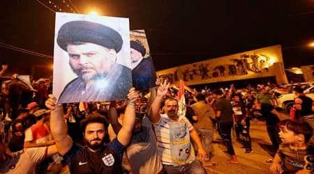 Iraq elections: Early indicators favour populist cleric Muqtadaal-Sadr