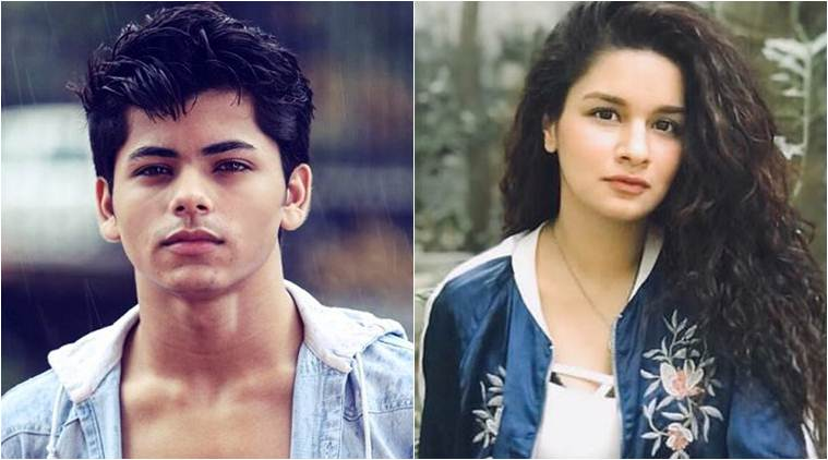 Siddharth Nigam and Avneet Kaur in SAB TV's fantasy drama