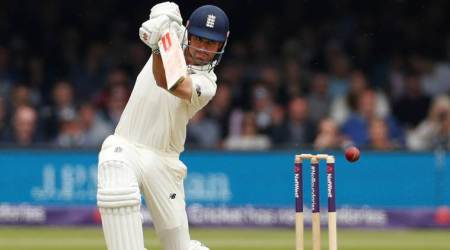 Alastair Cook ton powers England Lions against India A
