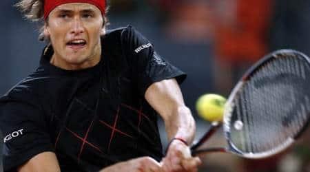 French Open 2018: Alexander Zverev survives test of nerve inParis