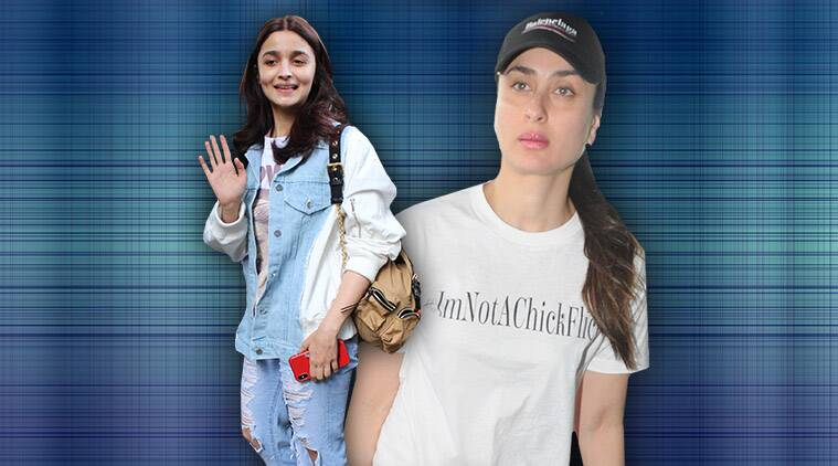 Kareena Kapoor Khan, Alia Bhatt, Kareena Kapoor Khan latest news, Alia Bhatt latest news, Kareena Kapoor Khan latest photos, Alia Bhatt latest photos, Kareena Kapoor Khan fashion, Alia Bhatt fashion, celeb fashion, bollywood fashion, indian express, indian express news