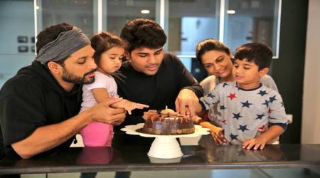Allu Arjun posts an adorable birthday wish for his brother Allu Sirish