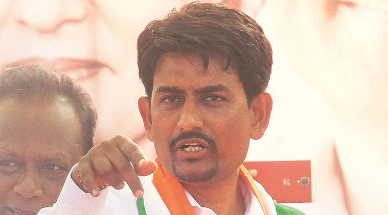 Alpesh Thakor, Congress MLA Alpesh Thakor, Alpesh Thakor disqualification, Radhanpur MLA Alpesh Thakor disqualification, Congress plea, Congress plea for disqualification, Congress plea dismissed, Indian express news
