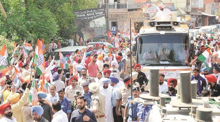 Shahkot campaigning