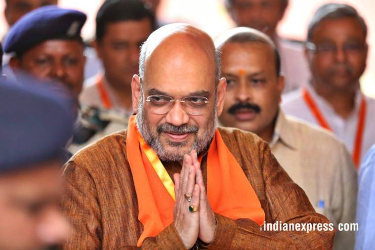 Amit Shah election diary: 34 days, 59 public rallies, 57,000 km on the road
