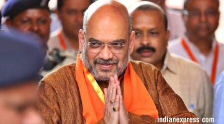 Amit Shah justifies BJP's bid to form govt in Karnataka, flays Congress for 'portraying defeat as its victory'