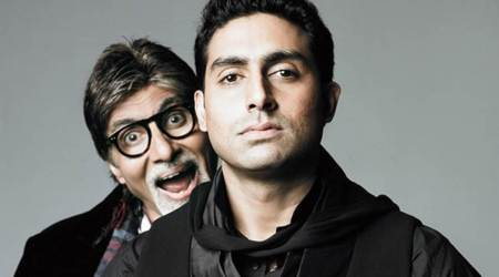 Amitabh Bachchan: I had decided that the moment Abhishek starts borrowing my shoes, we would becomefriends