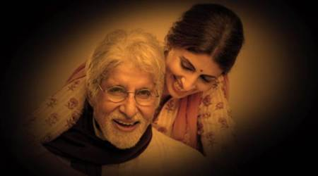 Amitabh Bachchan shares screen space with daughter Shweta, calls the opportunity 'an honour, a pride'