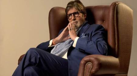 Badla: Amitabh Bachchan 'finally away' from prosthetics