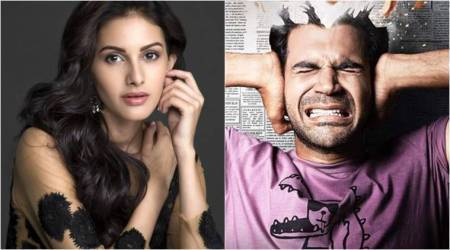 Amyra Dastur joins Mental Hai Kya cast, to play Rajkummar Rao's love interest