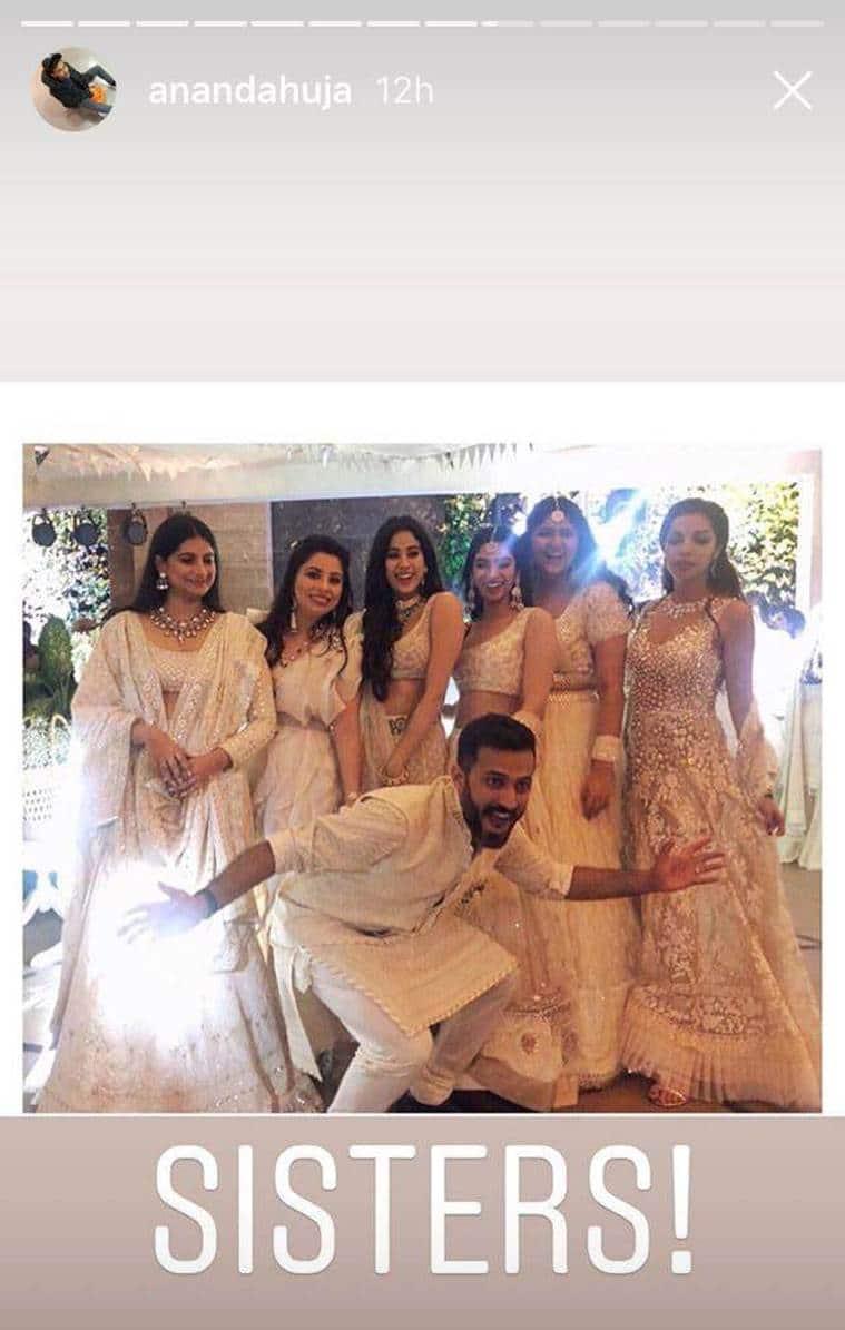 sonam kapoor wedding photos