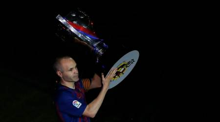 Andres Iniesta on way to Japanese club Vissel Kobe: Reports