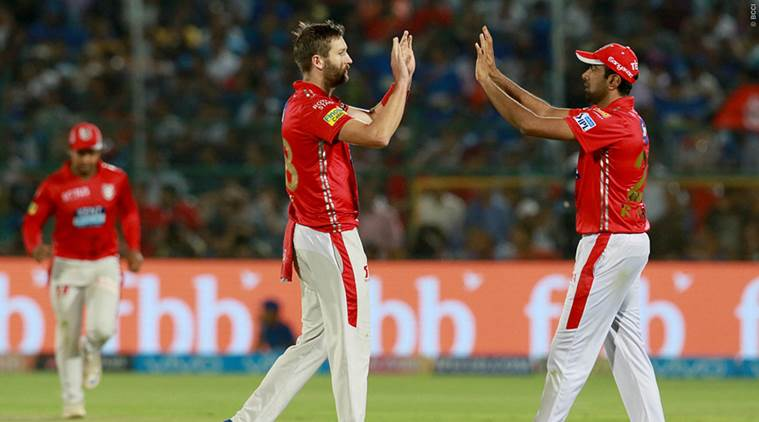 Image result for एंड्रु टाई  पंजाब IPL 2018: