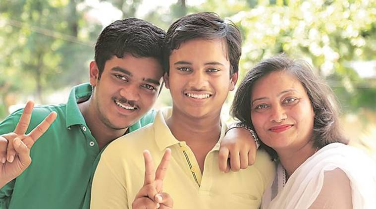 cbse class 10 results, rahul jassal, cbse class X results, panchkula cbse results, chandigarh cbse results, bhavan vidyalaya, education news, indian express