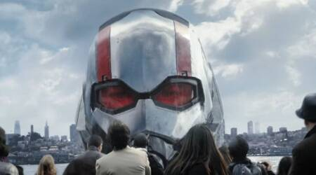 Ant-Man and the Wasp teaser: Paul Rudd and Evangeline Lilly team up againstGhost