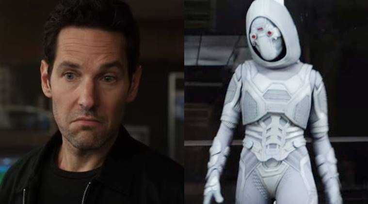 the new trailer of ant-man and the wasp