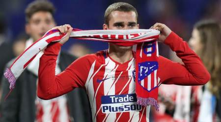 Antoine Griezmann warned he will 'never go down in history' at Barcelona