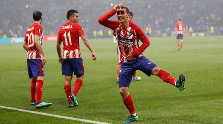 Europa League, Atletico Madrid